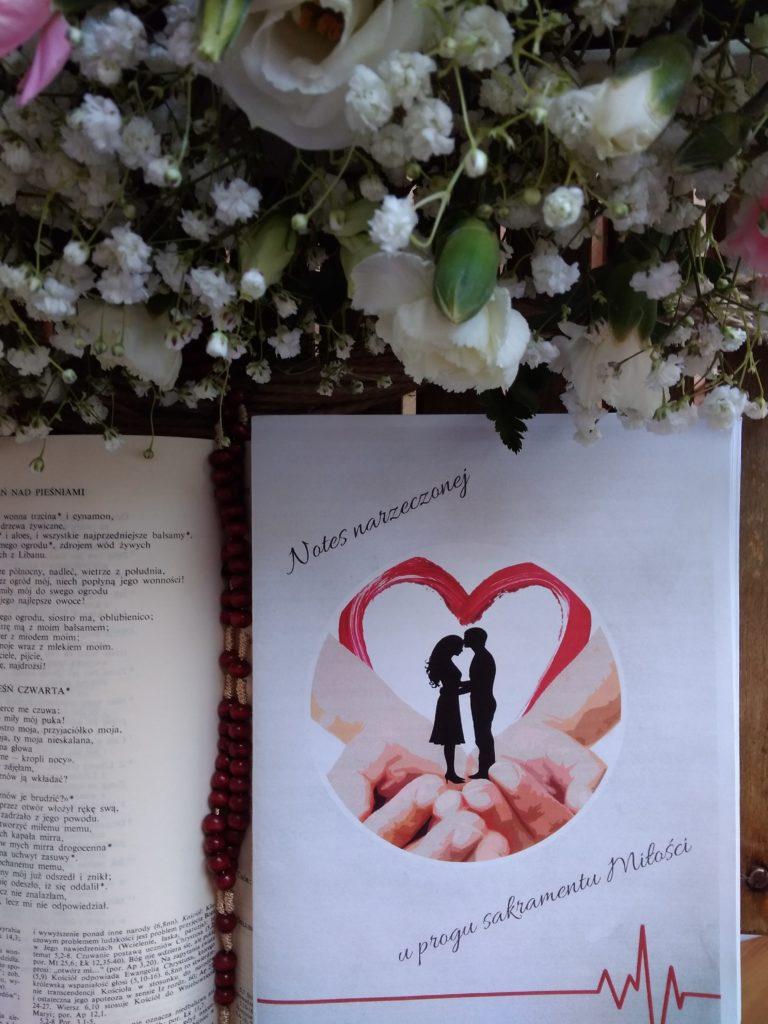 Notes narzeczonej u progu Sakramentu Miłości