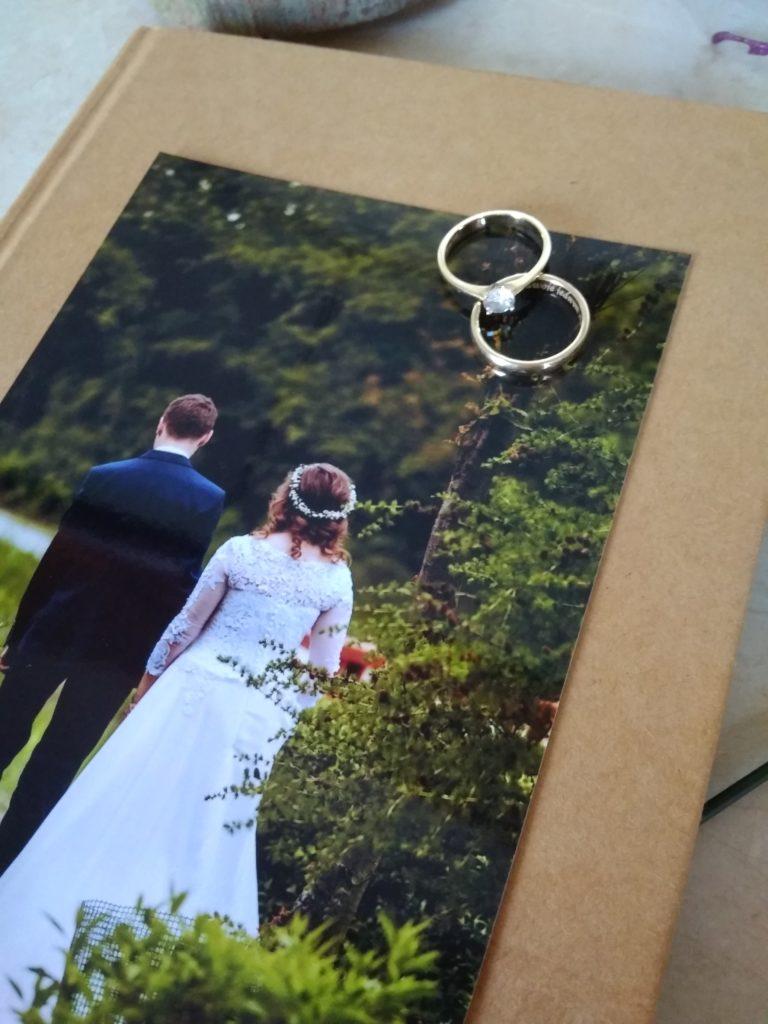 para młoda + obrączka z pierścionkiem zaręczynowym