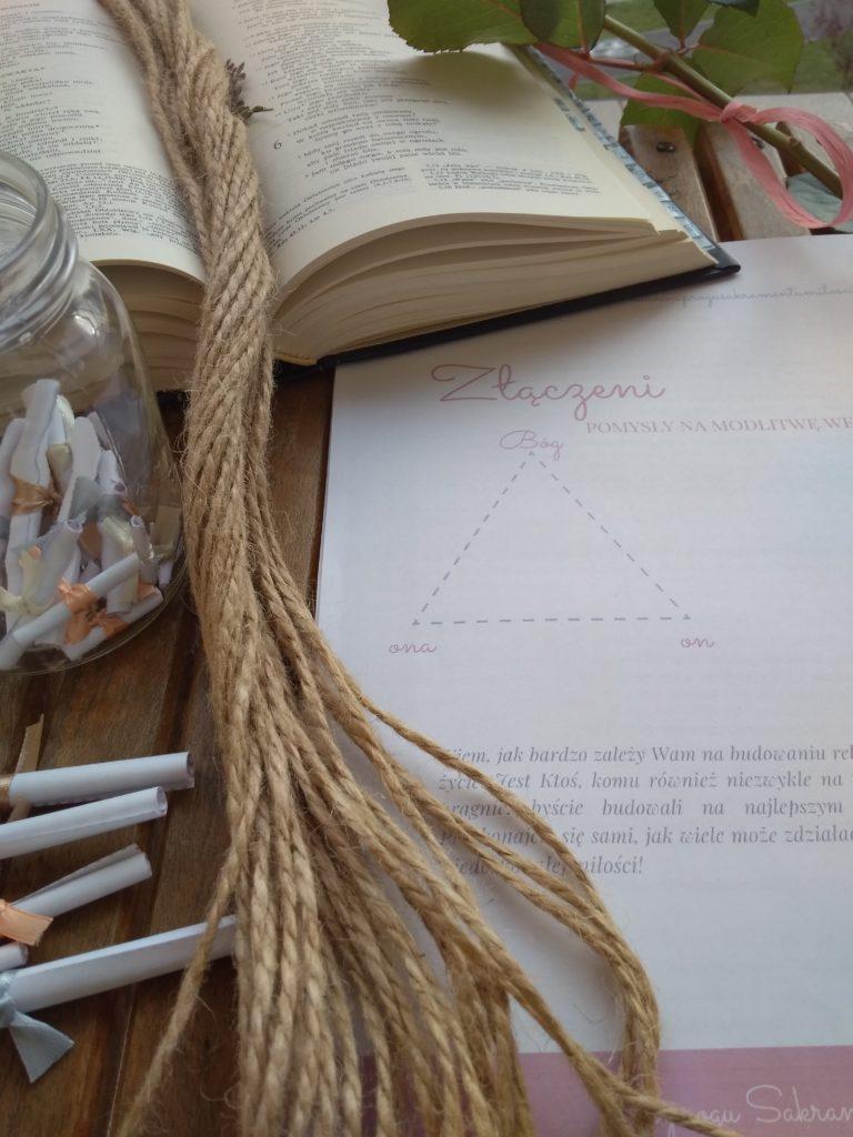 modlitwa we dwoje - pomysły, okładka materiałów do pobrania
