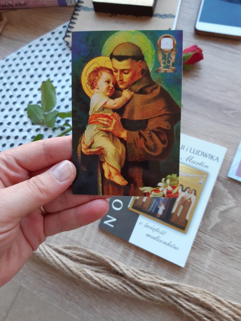 św. Antoni - święci dla narzeczonych