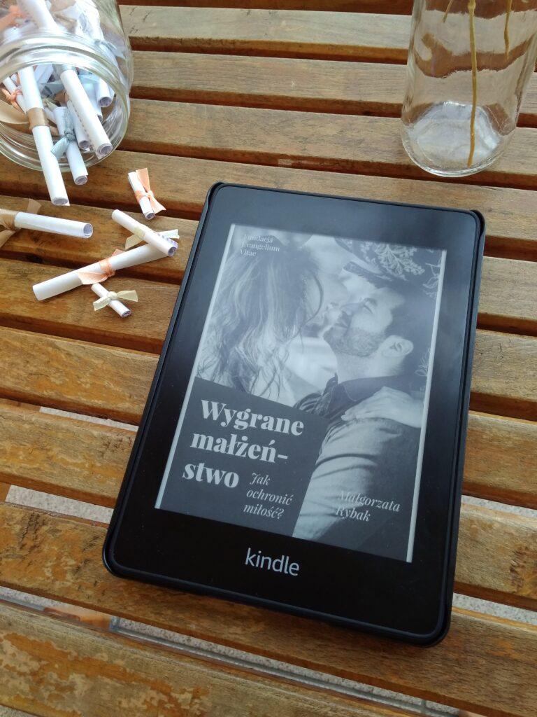 """ebook """"Wygrane małżeństwo. Jak ochronić miłość"""" Małgorzata Rybak"""